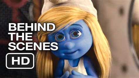 The Smurfs Movie - Official Behind the Scenes #1 (2011