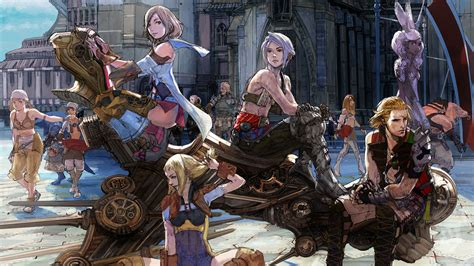 Final Fantasy XII has a few extra niceties on Switch and