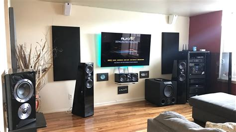 SVS HOME THEATER 7