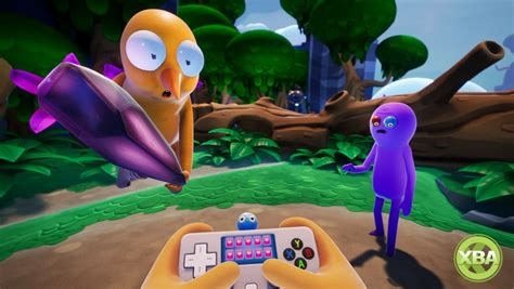 Trover Saves The Universe Heading to Xbox One Next Month