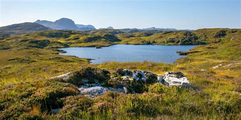 Your Own Piece of Wilderness in the Scottish Highlands