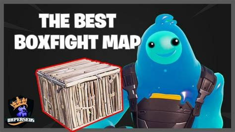 The Best Box Fight Map [percy] – Fortnite Creative Map Code