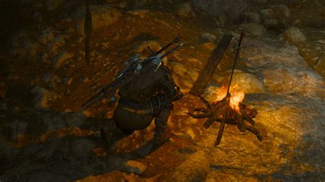 There's a Dark Souls Easter Egg in The Witcher 3: Blood