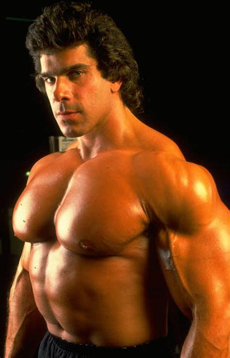 Actor/Bodybuilder Lou Ferrigno Talks About Getting Fired