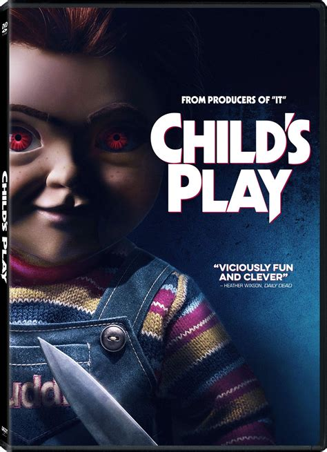 Child's Play DVD Release Date September 24, 2019