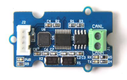 Buy CAN-BUS Shield V2 online in India, Fab