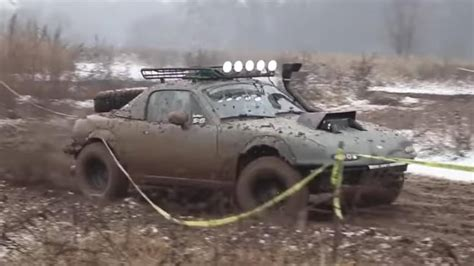 Watch MX-5 Miata Turn Into Lifted, Supercharged Off-Road