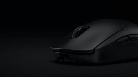 Logitech G PRO Wireless Gaming Mouse boasts an accurate
