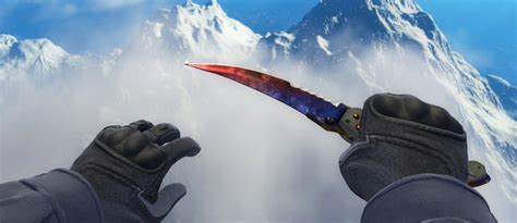 A comprehensive guide to CSGO's Fire and Ice skin patterns