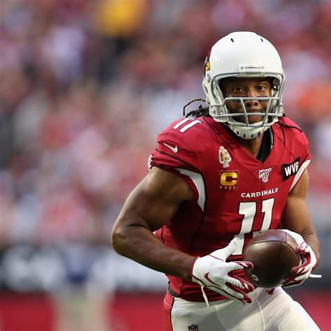 King: Cardinals 'Would Like' Larry Fitzgerald to Shun