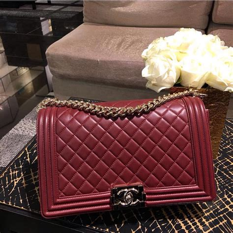 Cheap Replica Chanel Boy Quilted Bags - Best Replica