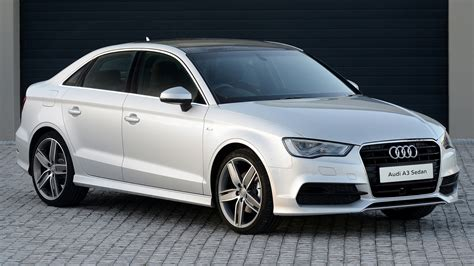 2013 Audi A3 Sedan S line (ZA) - Wallpapers and HD Images