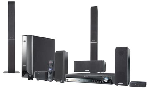 Panasonic SC-PT1050 DVD Home Theater System | WIRED