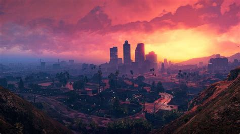 Players Discover that GTA 5 has Realistic Light Pollution