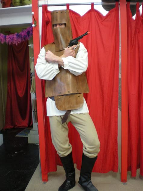 Ned Kelly Adult Costume - Snog The Frog
