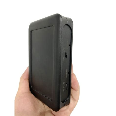 Mini Hidden Pocket 8 Bands Portable Cell Phone Jammers For