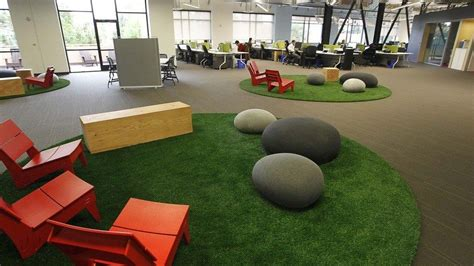 20 Playful Office Space Design Tips and Ideas