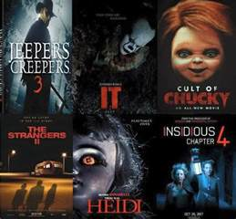 Horror movies coming out this year! | Horror movies