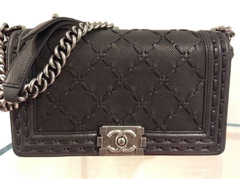 Chanel Boy Flap Bag Reference Guide | Spotted Fashion