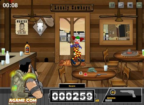 Clown Carnage Hacked (Cheats) - Hacked Free Games