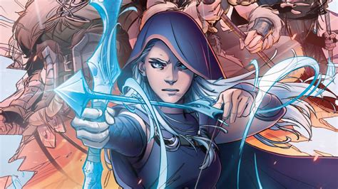 Marvel is working on a League of Legends comic series