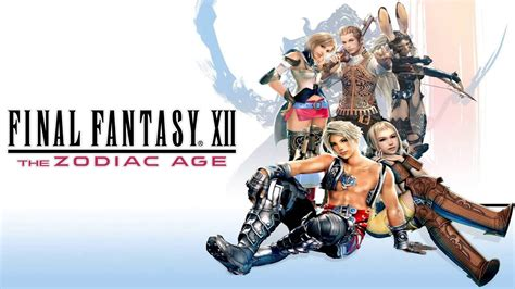 Final Fantasy XII: The Zodiac Age Review - Getting Old