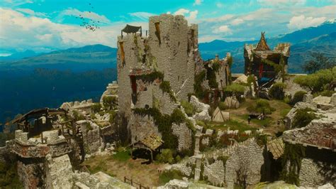 Mont Crane Castle - The Official Witcher Wiki