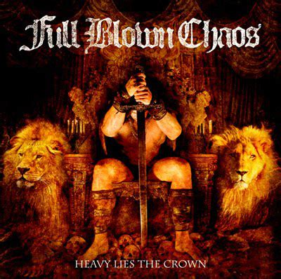Full Blown Chaos - Heavy Lies The Crown (CD, Promo) | Discogs
