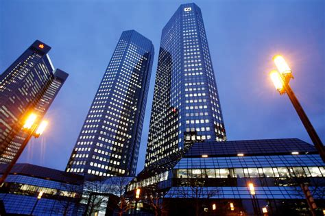 New Counsel for Deutsche Bank Is Used to U
