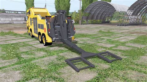 Scania R500 tow truck v1