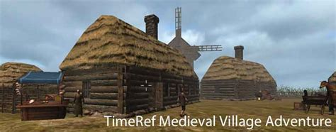 Medieval and Middle Ages History Timelines - 3D / VR