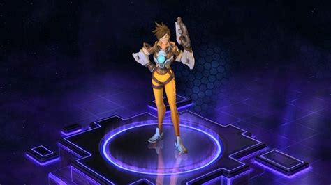 HotS: Tracer Release Date and Details - News - Icy Veins