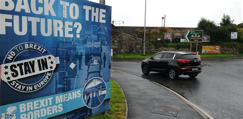Why the EU's Brexit 'backstop option' for Northern Ireland