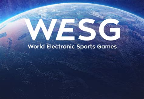 WESG Finals - Preview