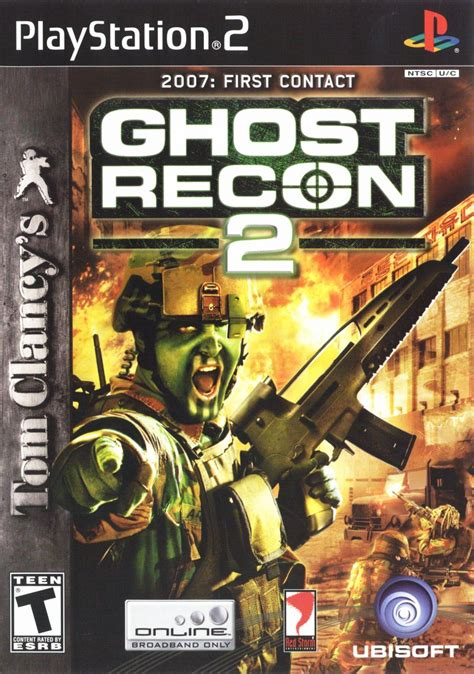 Tom Clancy's Ghost Recon 2: 2007: First Contact for